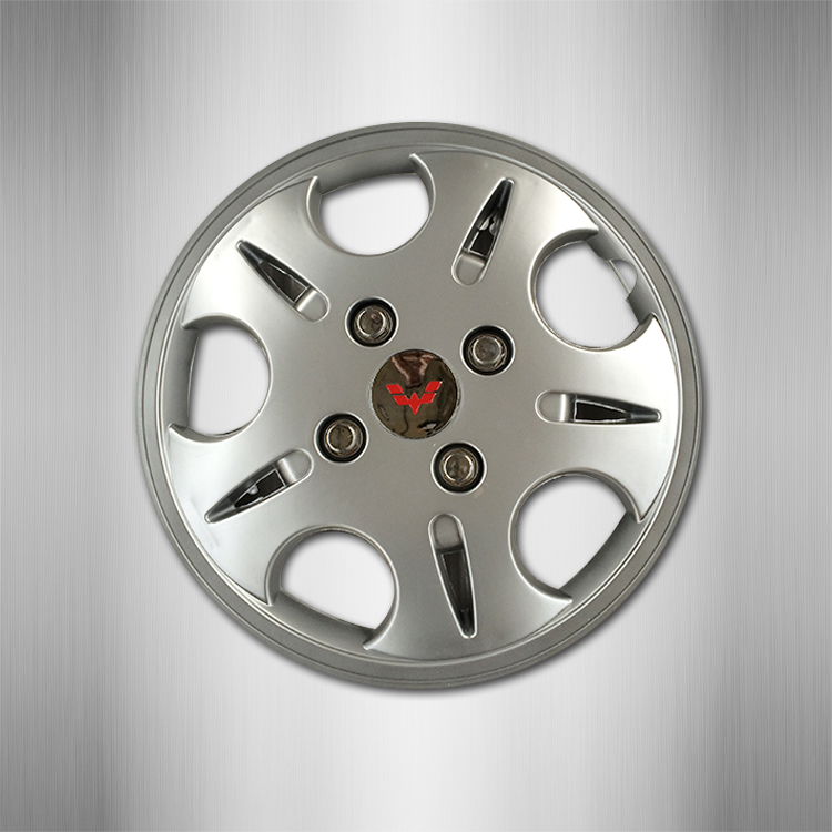 Chinese car SGMW wuling chevrolet N300/MOVE spare wheel cover 14 inch wheel hub cap wheel cover plastic PP material super van