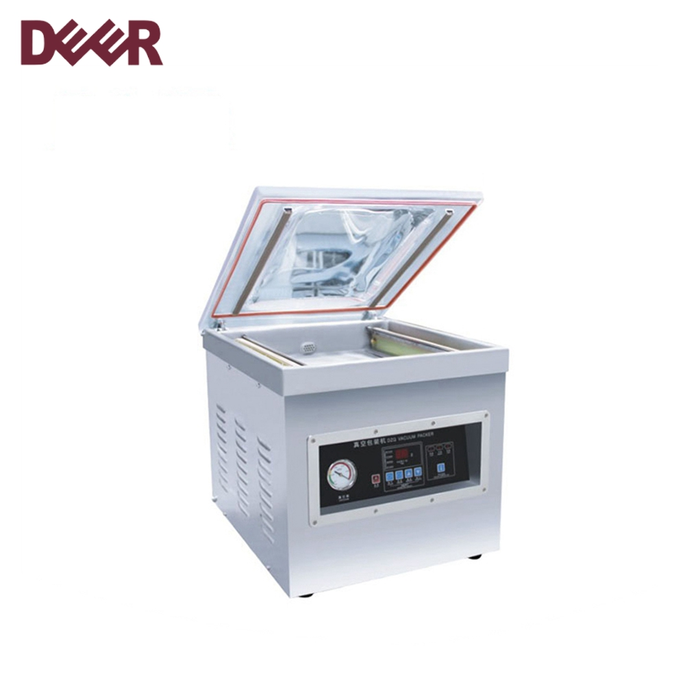 Factory price food fruit and vegetable vacuum packing machine