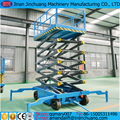 High quality China supply Hydraulic mobile scissor lift/electric scissor lift with 20m height