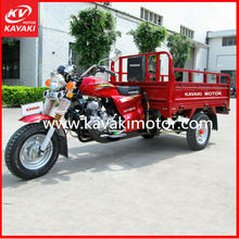 3 Wheel Cabin Cargo Tricycle Truck Manufacturer , Motorized Tricycle Design , Enclosed Motor Tricycle