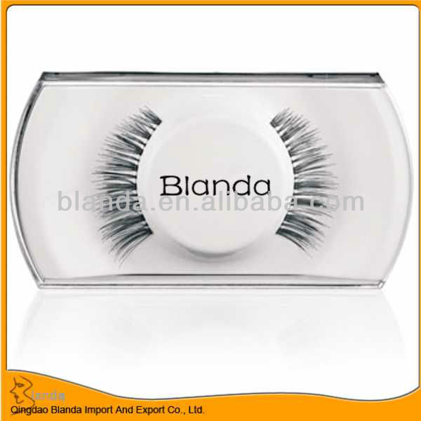 Wholesale false eyelashes/japanese false eyelash/ eye lashes