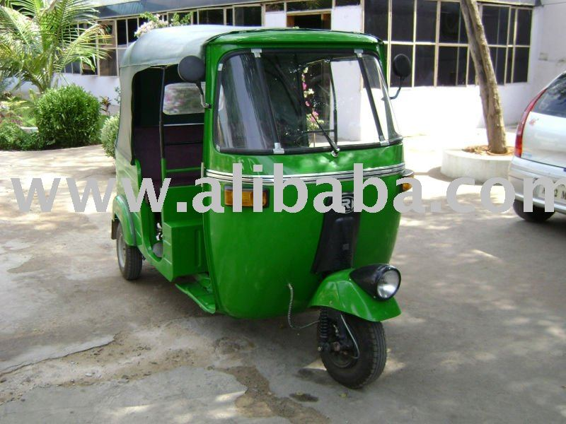 Rahul Electric Three Wheeler
