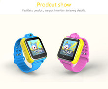 Color Optional Silicone Children GPS <strong>Watches</strong> Waterproof Kids <strong>Smart</strong> <strong>Watch</strong>
