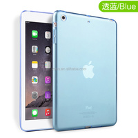 back clear tablet cases for ipad mini TPu tablet COVER