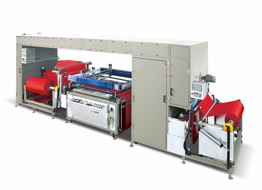 clothing screen printing machine