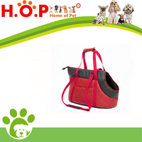 Dog Cat Pet Soft Small CARRY Bag faux leather Washable Travel Transport Carrier