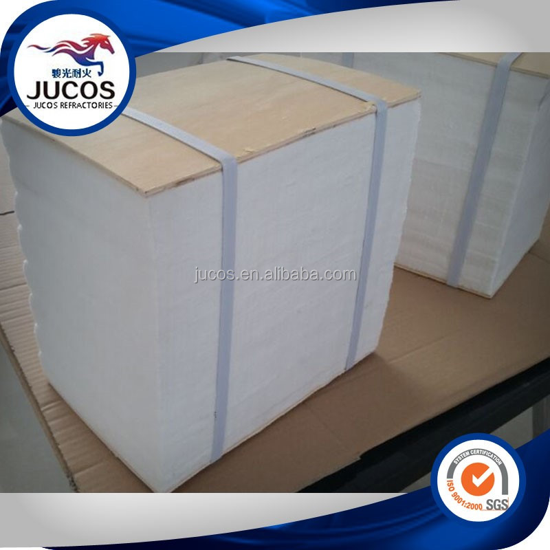 Manufacturing SGS Thermal Insulation Ceramic Fiber with Anchor