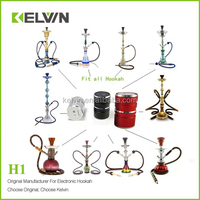 2014 most fashionable e hookah kelvin design cheap portable hookah pen for sale