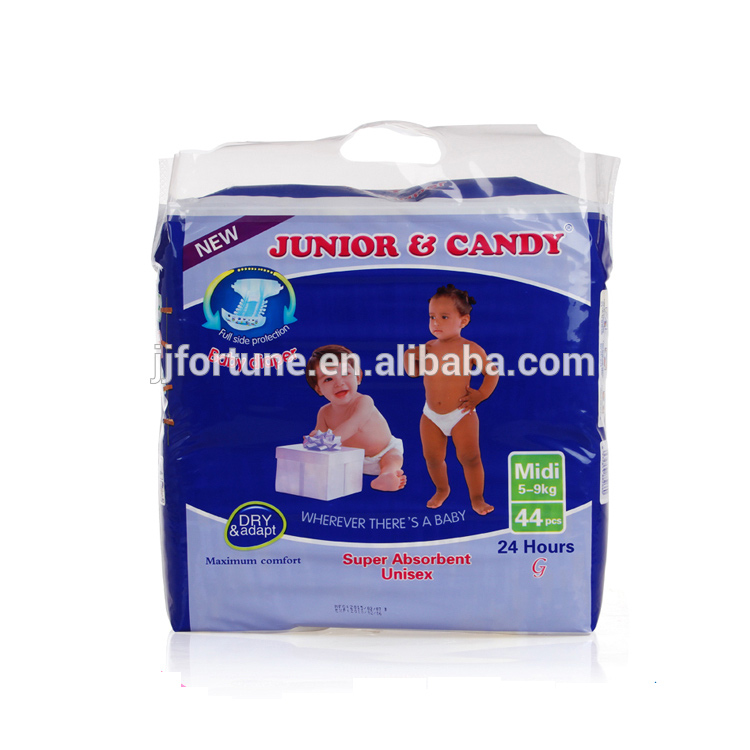 2018 Premium Quality baby products Soft and Dry Clothlike disposable baby diapers