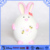 Hot Sales rabbit animal shape saving bank coin bank Money Box
