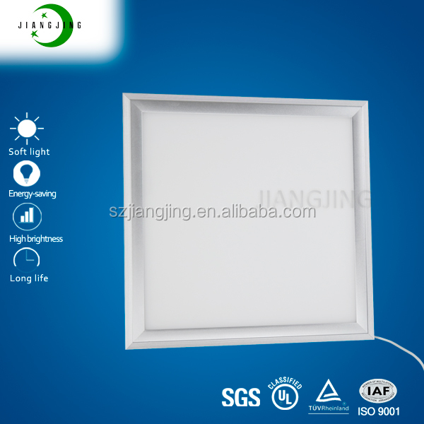 1 plus 600*600 36W led light ceiling panel ,low light degradation with unique design for Germany TUV