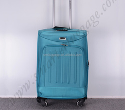 New Trendy Travel Luggage with Custom Fabric