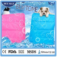 home garden puppy training pad pet mat pet gel cooling mat