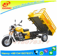 KAVAKI MOTOR Bajaj Auto Taxi Eec Trike New 3 Wheel Tricycle Motorized Tricycle For Cargo