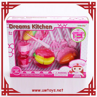 High quality plastic dreams tool toys kitchen toys set for kids toys with EN71