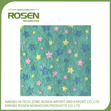 RS NONWOVEN breathable needle punched hot selling polyester felt