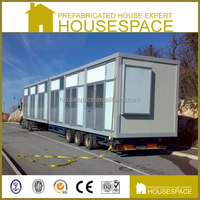 Environmental Friendly Solid Trailer Home for Office