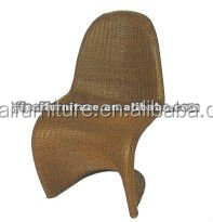 Bar furniture handwaving PE rattan bar stool garden chair ourdoor chair YPB09