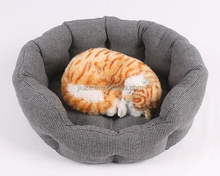 High Quality Solid Dog Bed Cat Bed Cat Bed Soft Pet Pad Kennel Nest Cushion Pets Mat Pad Dog House Puppy Blanket