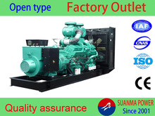 320kw new product soundproof type Cumminns engine 400kva diesel generator