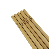 Biodegradable Bamboo Straw with logo laser engraved Reusable straws Washable Eco friendly