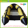 cheap inflatable boat pvc fabric for rigid hull inflatable boat with sail