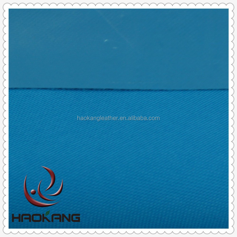 Pvc Coated 600 Denier Woven Fabric For Bag