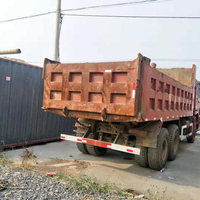 China brand Sinotruk Cheap used 30-50ton Howo dump truck for sale, used Howo dump trucks/ Dumpers/ Tipperfor sale +8618116482935