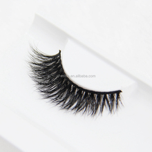 custom eyelashes fluffy and wispy 3D mink lashes eyelash extensions private labeling