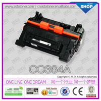 Compatible laser toner 64a cartridge CC364A for HP P4014 P4015 P4515