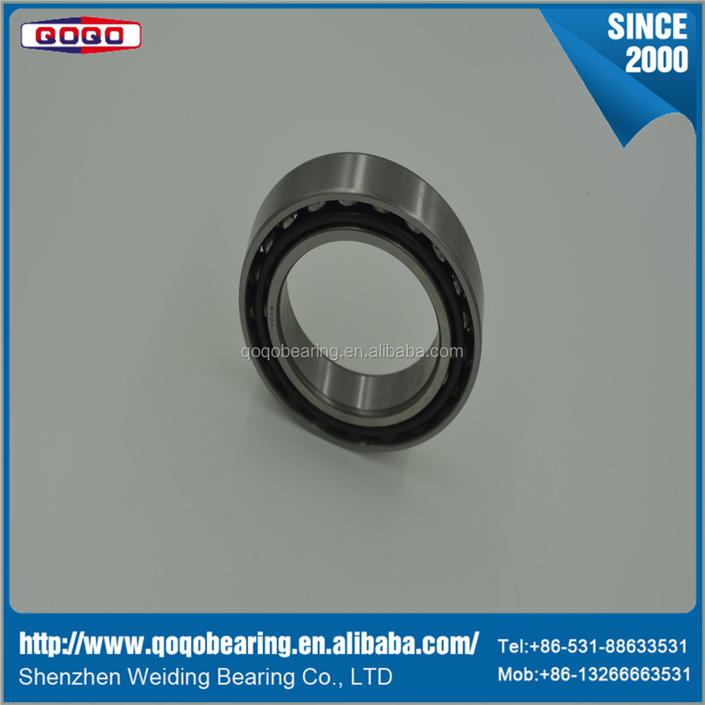 High temperature resistance ball bearing and angular contact ball bearing 7001 CTRDUL P3