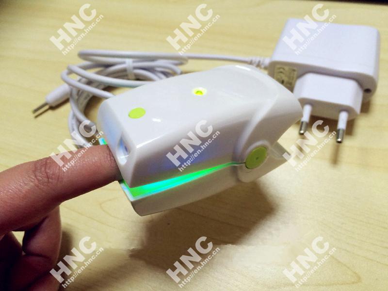 Лечение грибка ногтей кварцевой лампой