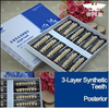 chinese product acrylic teeth resin teeth