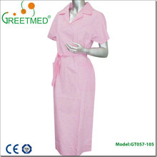 Wholesale new designs fashionable style nurse uniform