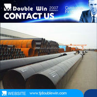 3PE coating gas and oil steel line pipe