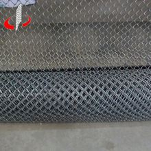 Hot Dipped Electric Galvanized Chain Link Fence