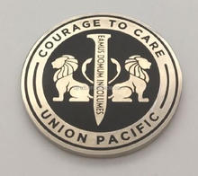 custom design military challenge coin