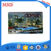 MDCL63 Hot sale contactless 13.56Mhz rfid smart chip card