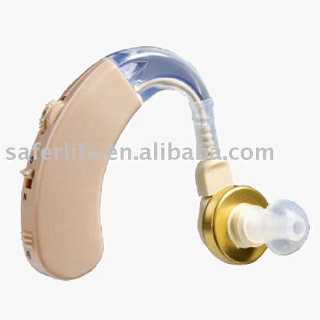 Mini Hearing Aid behind the ear HEARING AID listening aid