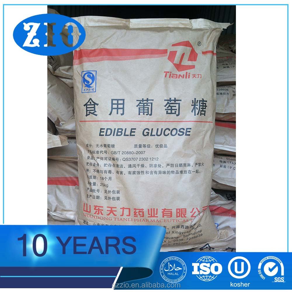 Excellent Quality Natural Maltose Dextrose Anhydrous