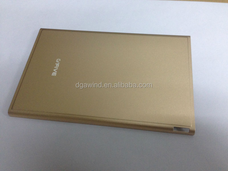 aluminum anodize smart pad stamping cover for TAB and keyboard cover