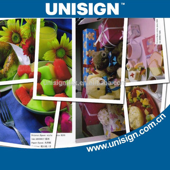 waterproof photo paper for wide format inkjet printing