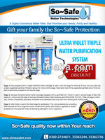 so safe water filter