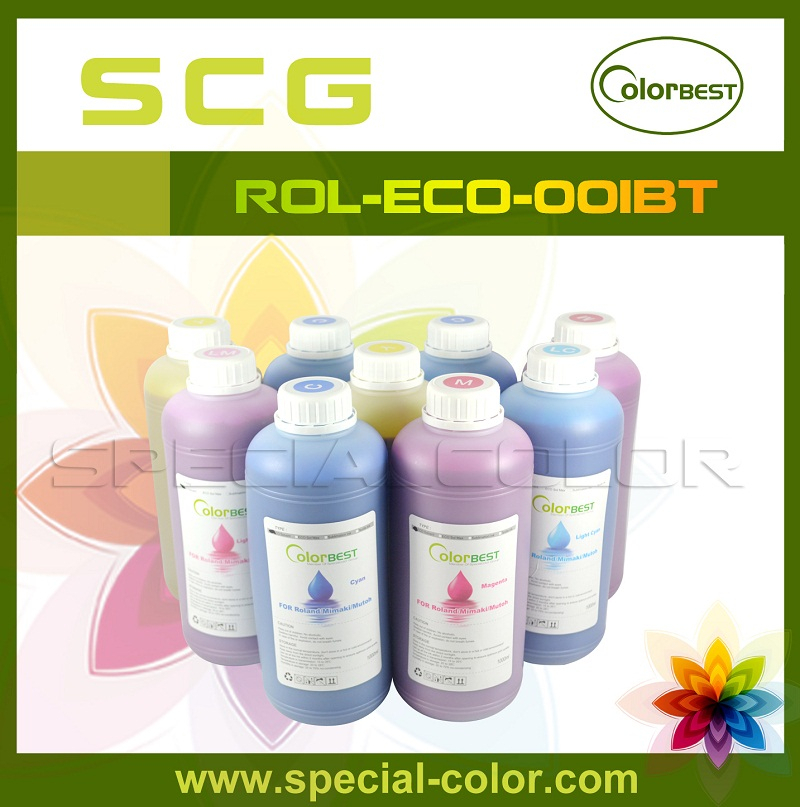 Compatible Bulk Eco Solvent Ink For Roland XJ540