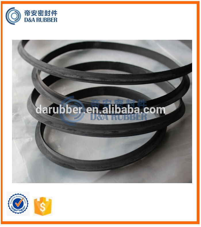 Factory Rear Glass Seal Glazing Rubber