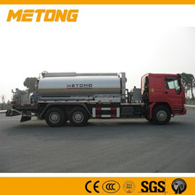 Asphalt distributor trucks, asphalt road machinery for sale