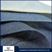 China 100% cotton denim fabric factory price