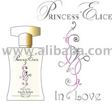 Princess Elice - In Love - A Real HALAL Perfume (Mint/ Spray)
