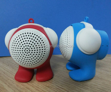 Cartoon Shape Buletooth Speaker Mini Size Wireless Speaker with Perfect Sound