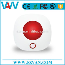 Custom logo alarm system water leak sensor for manufactor